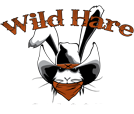 The Wild Hare Saloon Retina Logo